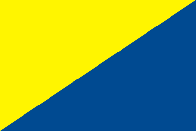 Registry flag of the Las Palmas maritime province