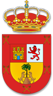Coat of Arms of Gran Canaria (Canary Islands)