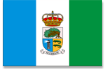 Flag of La Frontera (Canary Islands)