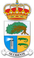 Coat of Arms of La Frontera (Canary Islands)