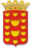 Coat of Arms of Lanzarote (Canary Islands)