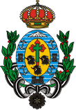Arms of Santa Cruz de Tenerife (Canary Islands)