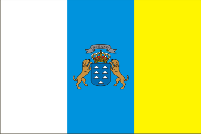 Flag since 2005 (with arms)