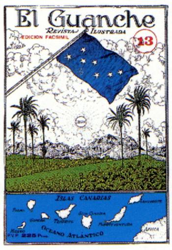 Frontcover of El Guanche